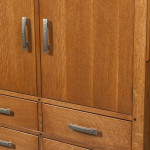 Armoire Front Detail