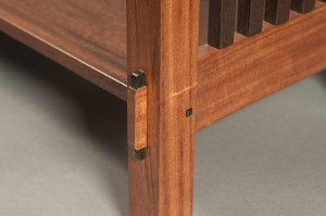 hall table, joints