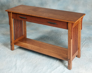 bubigna hall table