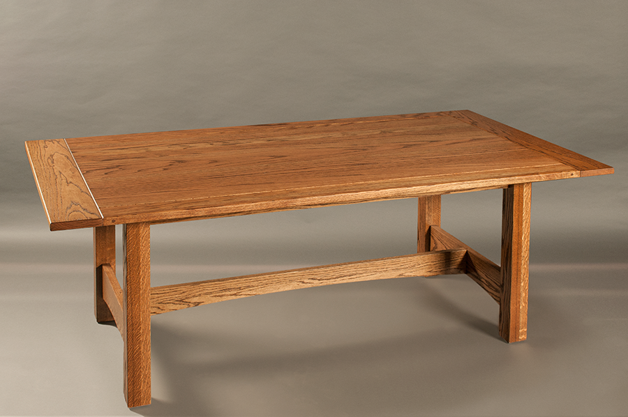Arts & Crafts Dining Table