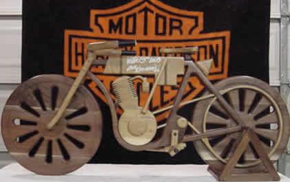 1903 Harley Davidson Replica