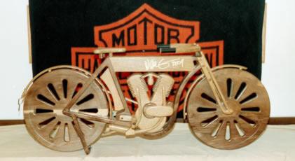1909 Harley Davidson Replica