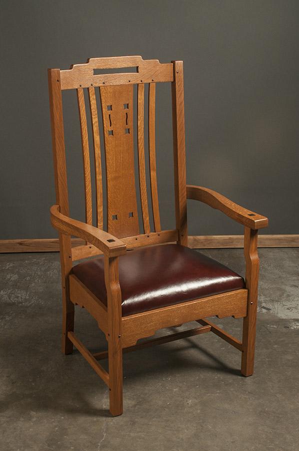 Greene & Greene Sitting Chair