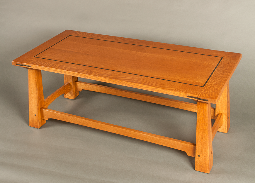 Greene & Greene Coffee Table