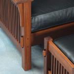 Chair & Ottoman Details