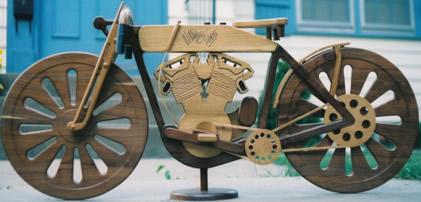 1920 8-Valve Board Track Harley Davidson Replica